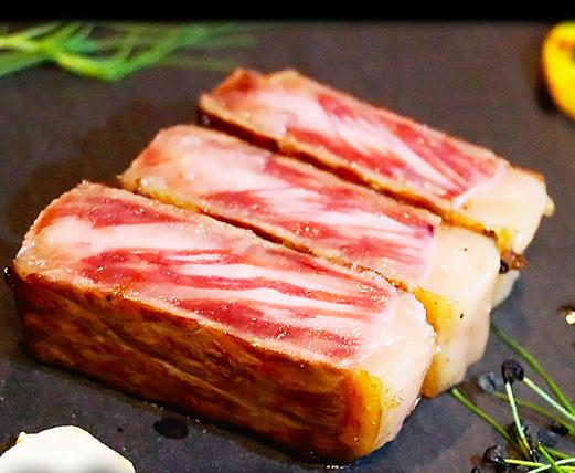 本物の熟成肉とは...